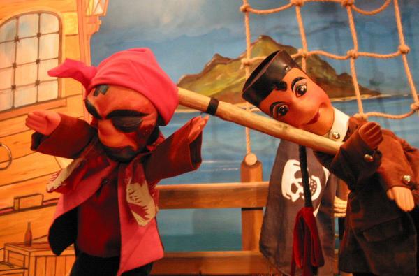 Pirates Guignol et Borgne