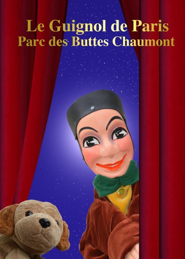Le Guignol de Paris aux Buttes Chaumont