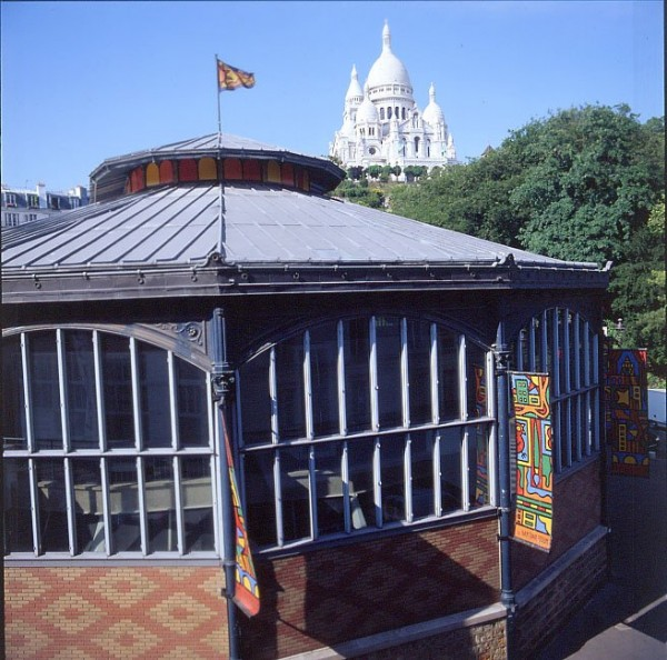 Halle Saint-Pierre