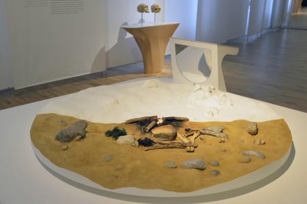 La Galerie de l'Homme - Partie 2 - Reconstitution du site de Terra Amata