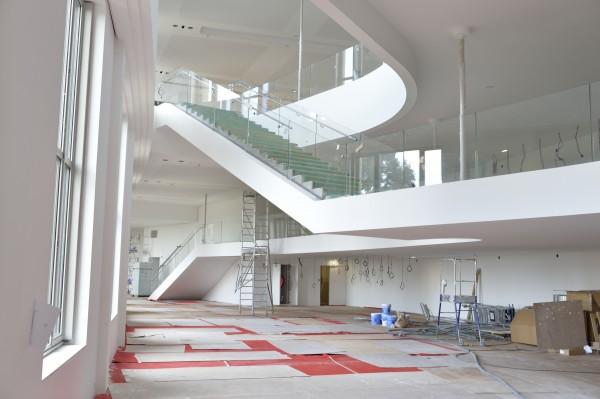 Mezzanine Galerie de l'Homme