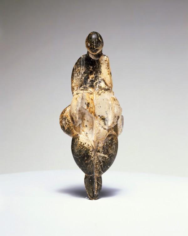 Venus de Lespugue, paléolithique supérieur, ivoire de mammouth, France