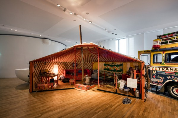 La Galerie de l'Homme - Yourte Mongole - Partie 3 Ou allons nous