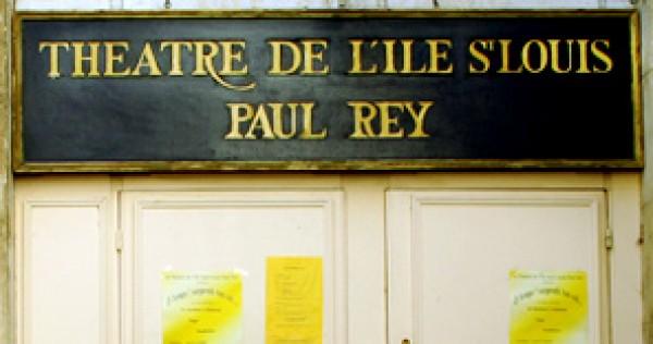 Théâtre de l'Ile Saint-Louis : entrée