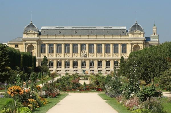 Le Jardin des Plantes/Grande Galerie de l'évolution