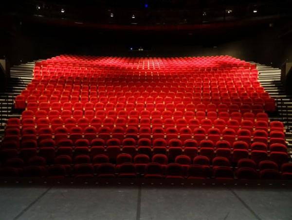 Théâtre Jean Arp : salle