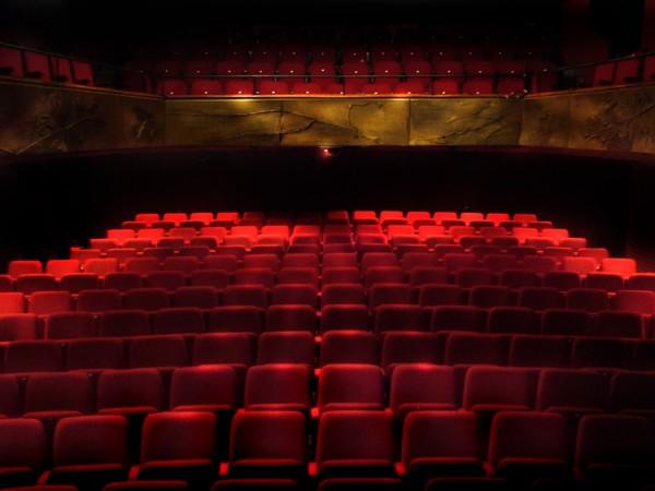 Théâtre La Bruyère : salle