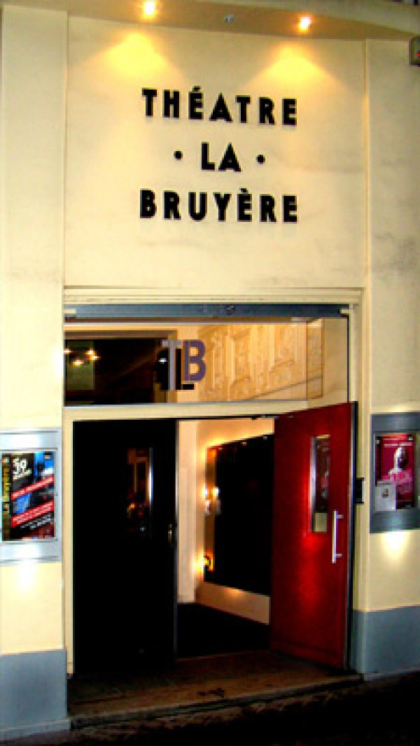 Th tre la bruy re paris 9e l 39 officiel des spectacles - Theatre de la bruyere ...