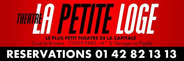 Logo La Petite Loge Théâtre