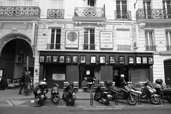 Théâtre du Lucernaire