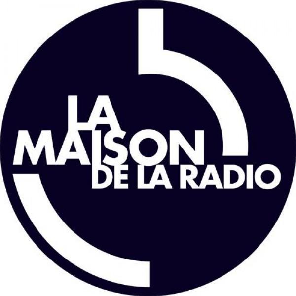 Maison de la radio : Logo