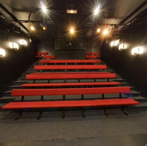 Théâtre du Marais : salle