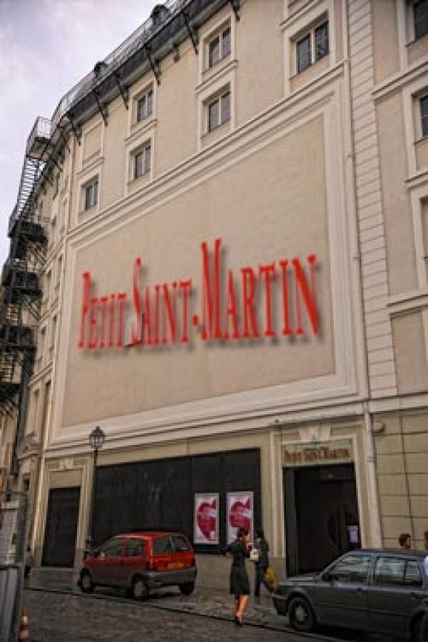 Théâtre du Petit Saint-Martin
