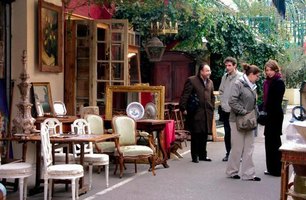 March aux puces de clignancourt paris 18e l 39 officiel des spectacles - Puces porte de clignancourt ...