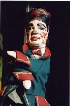 Guignol - Marionnettes des Champs-Élysées