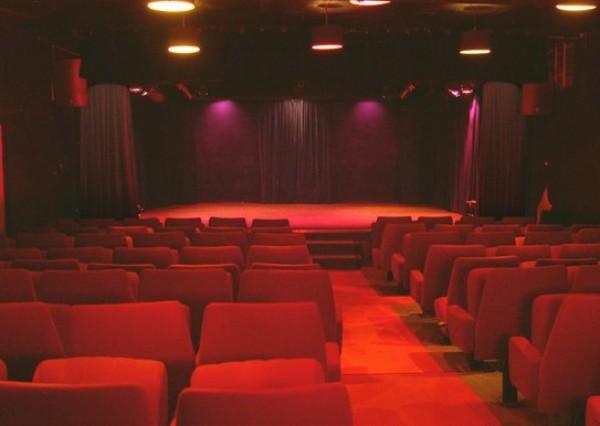Théâtre Montmartre Galabru : Salle