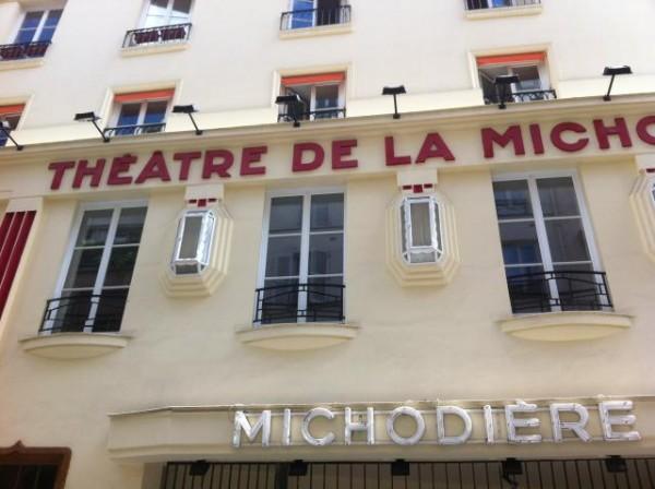 Théâtre de la Michodière