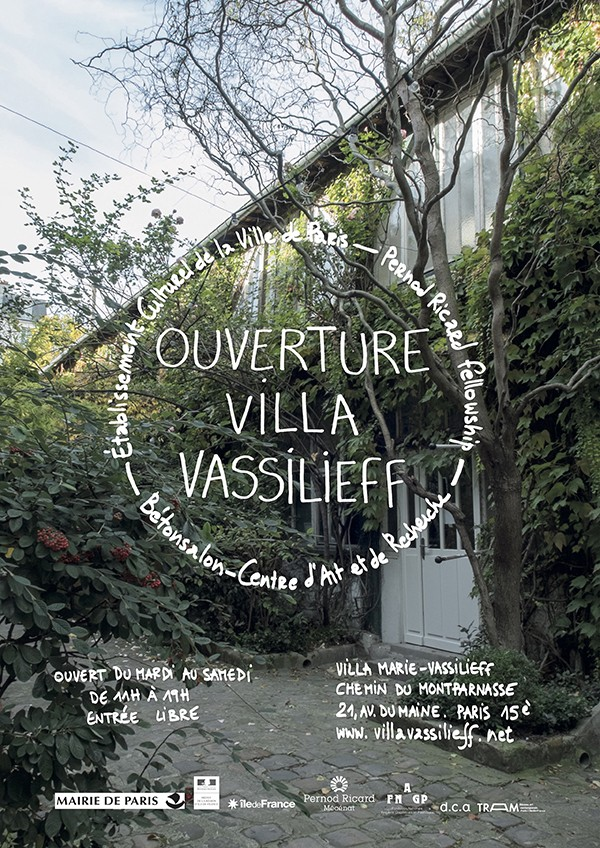 Ouverture de la Villa Vassilieff