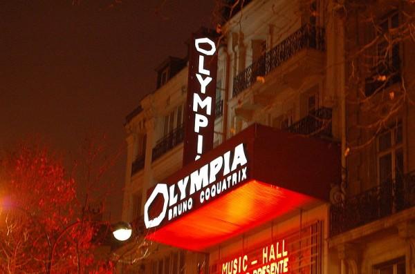 L'Olympia (vue extérieure)