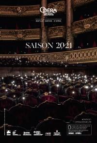 Opéra de Paris - Saison 2020-2021