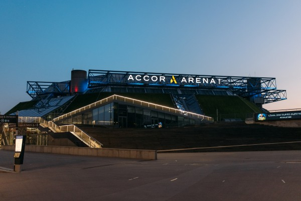 L'Accor Arena - extérieur