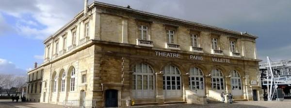 Théâtre Paris-Villette