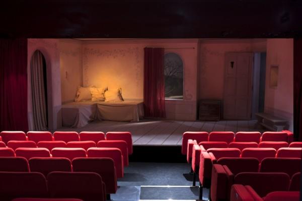 Théâtre de Poche-Montparnasse : scène