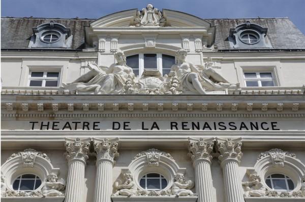 Théâtre de la Renaissance : façade