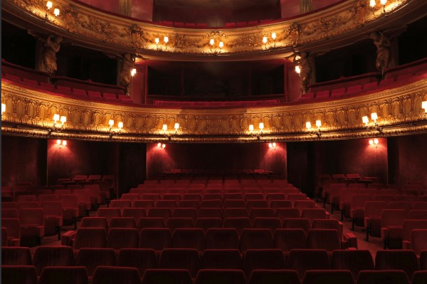 Th tre de la renaissance paris 10e l 39 officiel des spectacles - Plan salle theatre porte saint martin ...