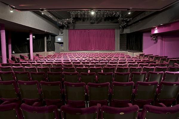 Théâtre Rive Gauche - Salle face scène