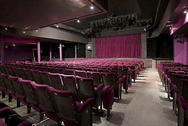 Théâtre Rive Gauche - Salle fond côté cour