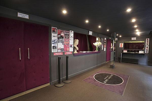 Théâtre Rive Gauche - Hall