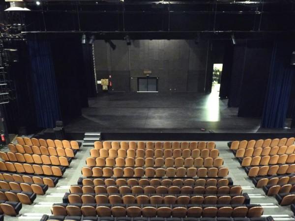 Théâtre Roger-Barat : salle Debussy