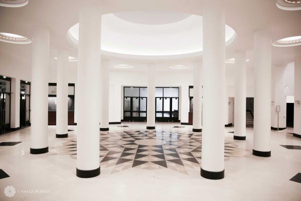 Salle Pleyel - rotonde