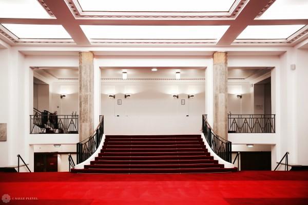 Salle Pleyel - hall