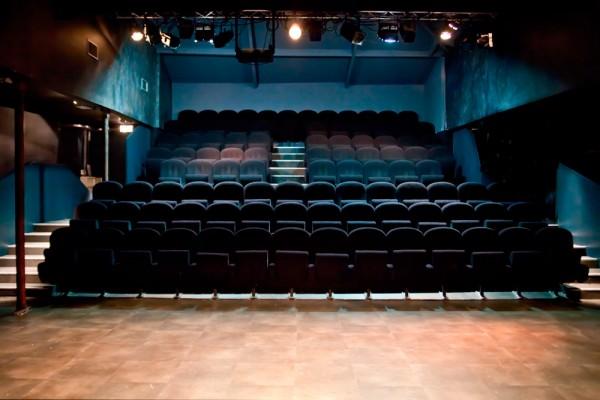 Théâtre de Belleville : Scène