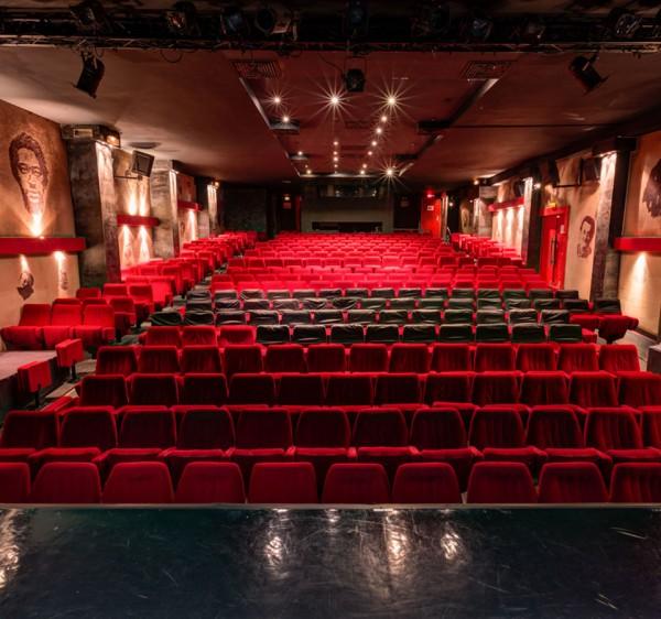 Apollo Théâtre : salle