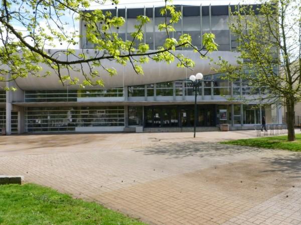 Théâtre de Chelles : façade