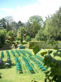 Th tre de verdure du jardin shakespeare paris 16e l - Theatre de verdure du jardin shakespeare pre catelan ...