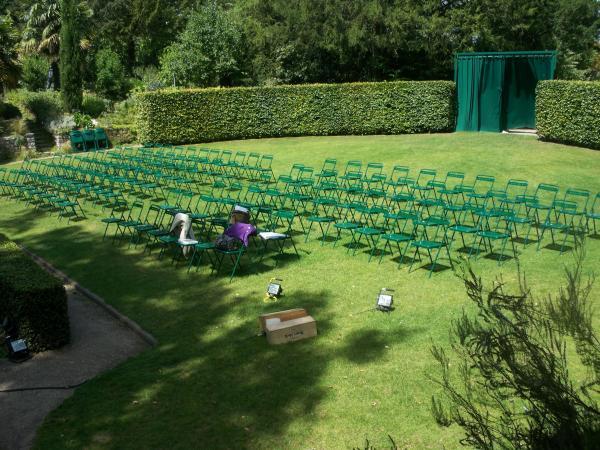 Théâtre de verdure du Jardin Shakespeare