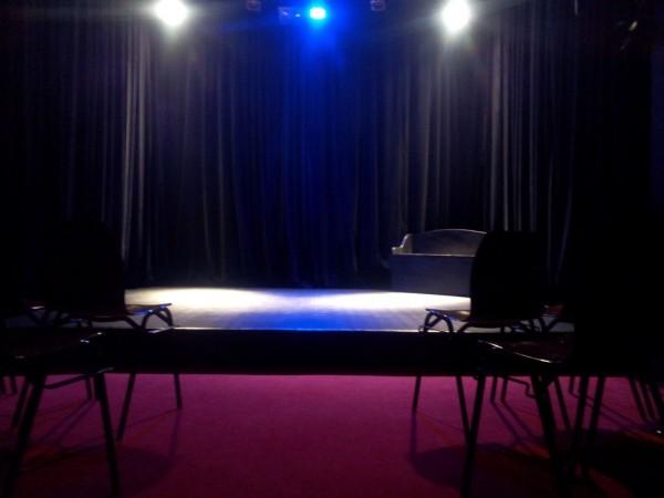Tremplin Théâtre : scène