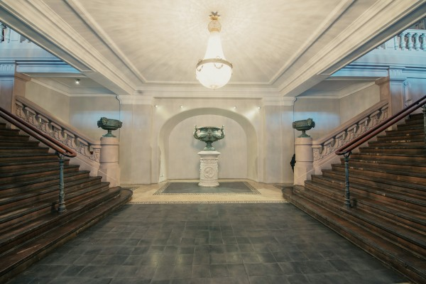 Le Trianon - entrée