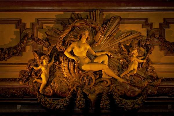 Le Trianon - nymphe