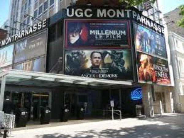 Cinéma UGC Montparnasse (Paris 8e) : programme des films et