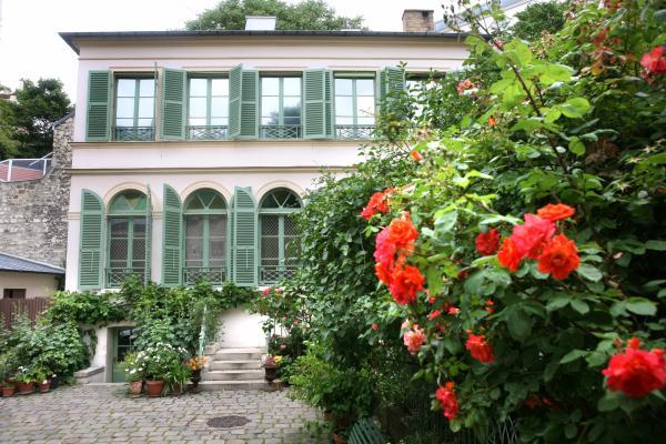 Musée de la Vie romantique (Façade)