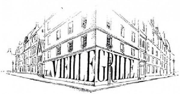 Théâtre de la Vieille Grille : logo