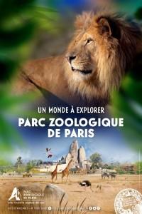 Parc Zoologique de Paris : Affiche