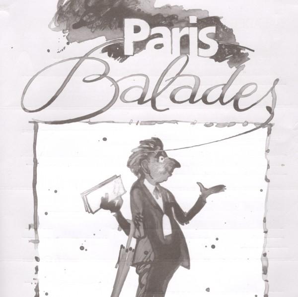 Paris Balades : logo