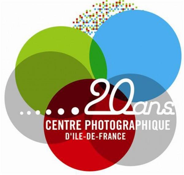 Centre photographique d'Ile-de-France : Logo