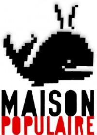 Centre d'Art de la Maison Populaire de Montreuil : logo